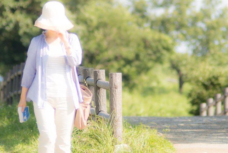 summer at 平尾台 Nikon 1 V1 NIKKOR-Q135mm Ft1