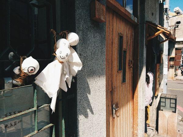 Street 晴天娃娃 台南神農街