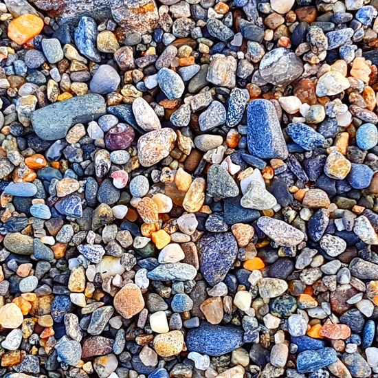 Full Frame Backgrounds Pebble Large Group Of Objects Abundance No People Day Outdoors Nature Beach Pebble Beach Close-up