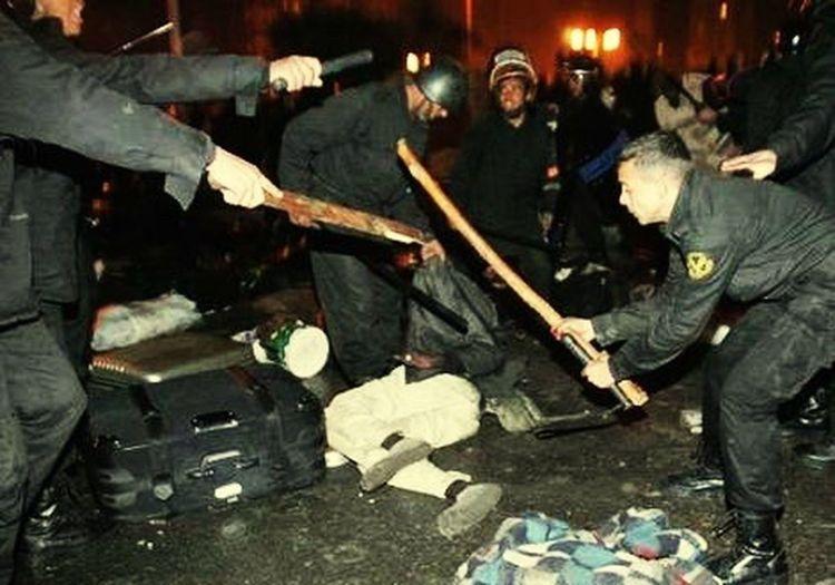 What We Revolt Against