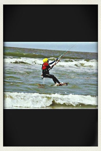 Kite Surfing Kitesurf Love Sports