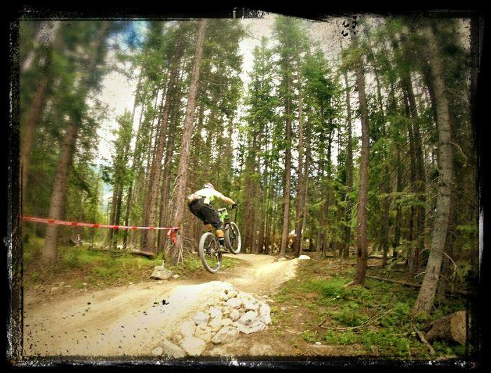 Mountain Biking Gopro