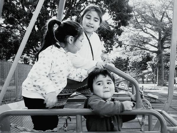 Childhood Monochrome Photography Buenos Aires, Argentina  Villa Urquiza 2015