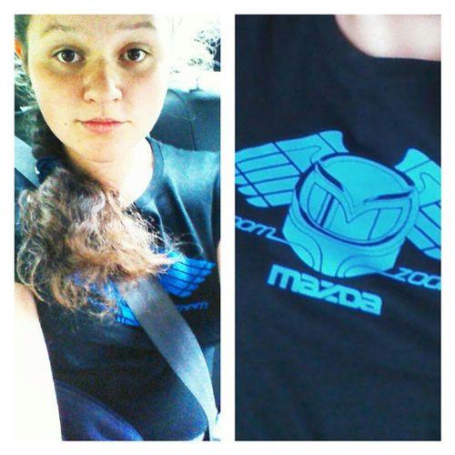 """Благотворительный фонд """"Дети без МАМ"""" Вы тоже можете внести свой вклад и поучаствовать в благотворительной распродаже футболок с фирменной символикой Mazda! SAC2014 Джейкар"""