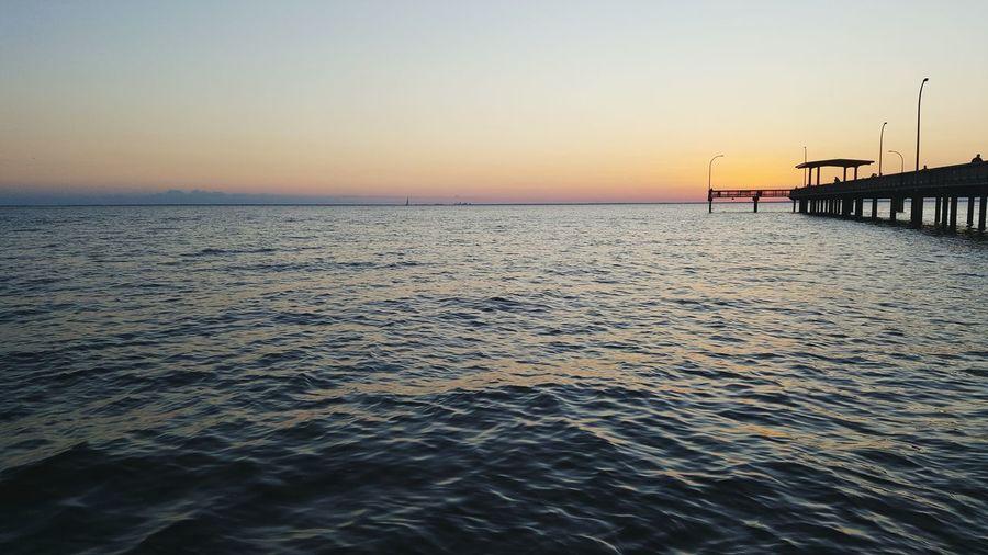 Sunset mobilebay 43 Golden Moments