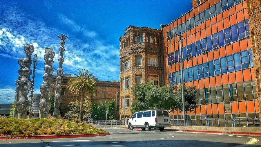 July 15, 2017 - San Francisco General Hospital (Emergency Room Side)