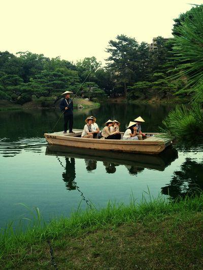 kagawa japan Ritsurin Park - Takamatsu - Japan Ritsurin Garden