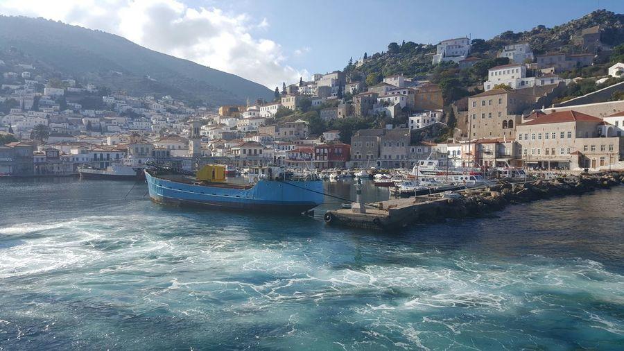 Land Ho! Greece