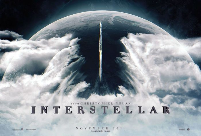 Interstellar MOVIE Christopher Nolan Scifi