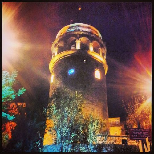 Galatakulesi Istanbul BeYo ğlu