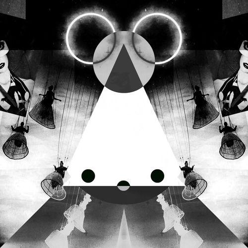 D3lta Digital Art Collage Double Exposure Blackandwhite Pixlr