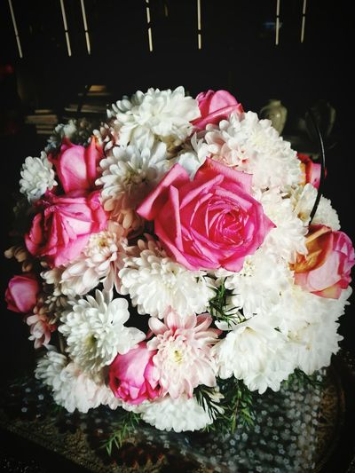Flower S Are Just The Best Gift Anyone Could Get ❤❤ White Carnation Flowers Bouquet Close-up Freshness Pinkroses