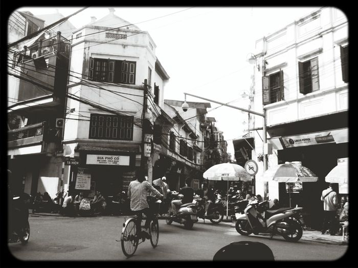 Phố Cổ Nature Hanoi City