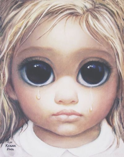 Big Eyes Timburton Bigeyes