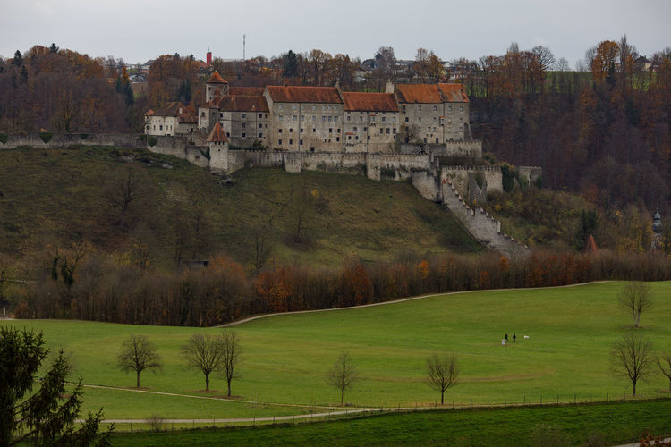 Bavaria Burghausen Castle Tadaa Community Architecture Beauty In Nature Building Exterior Built Structure Day Grass Green Color Landscape Nature No People Outdoors River Scenics Sky Travel Destinations Tree