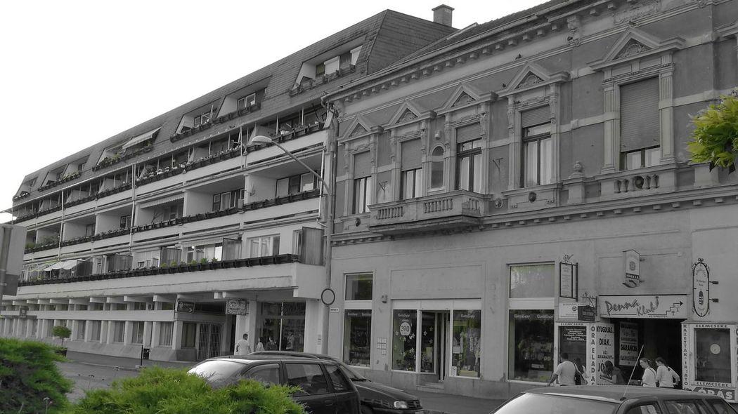 Hodmezovasarhely Architecture Built Structure City Building Exterior