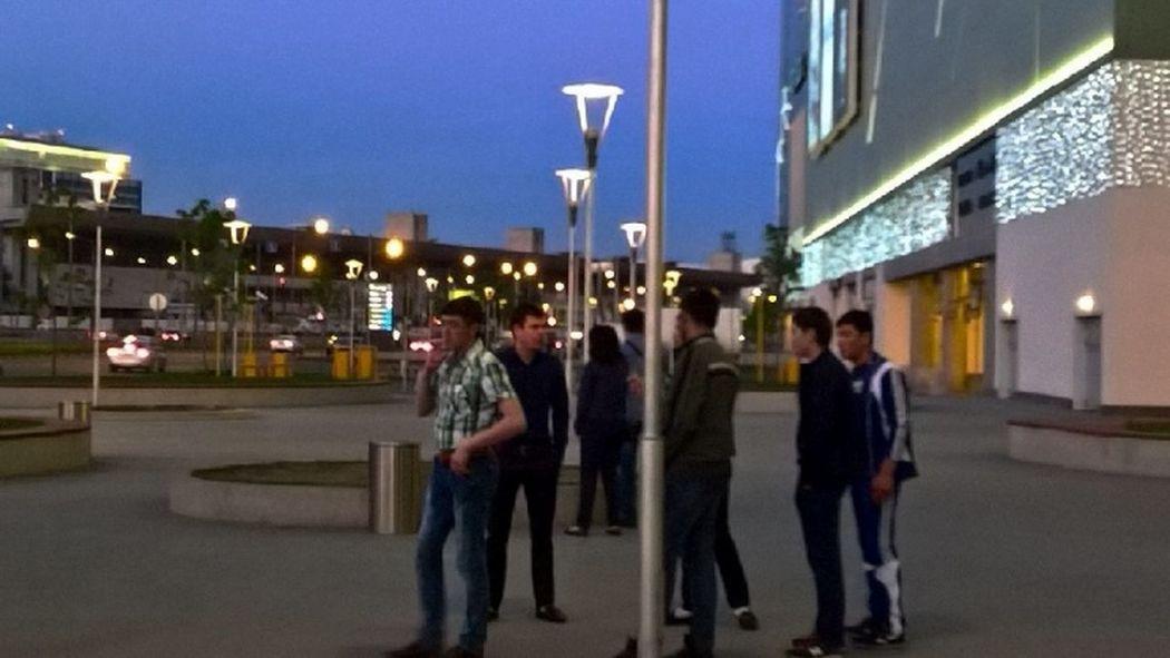 Aviapark Moscow City First Eyeem Photo Nightphotography Night Photography Night Lights