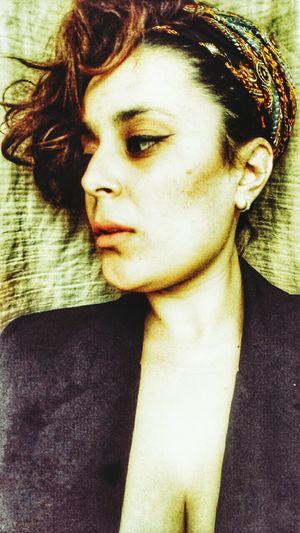 Young Women Portrait Beautiful Woman Headshot Close-up