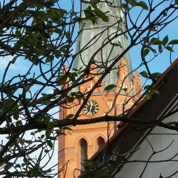 Nienburg es wird Herbst
