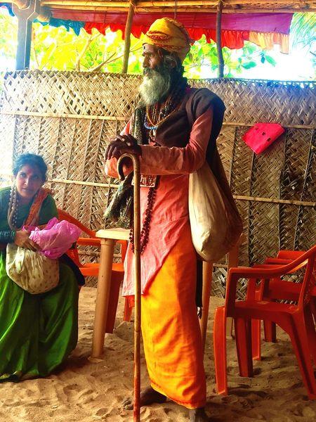 Lifestyles Backpacker Travel Photography Gokarna Karnataka Travel Beach Indian Culture  Enjoying Life India Colors Traveller Baba Be. Ready. EyeEmNewHere