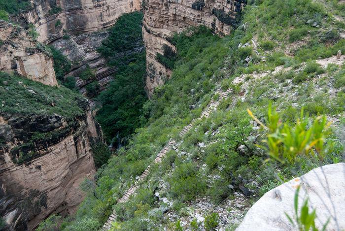 Canyon Bolivia Canyon Day Geology Mountain Nature No People Outdoors Plant Torotoro