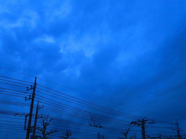 おはようございます。 Canon S120 おはよう Morning Cloudy