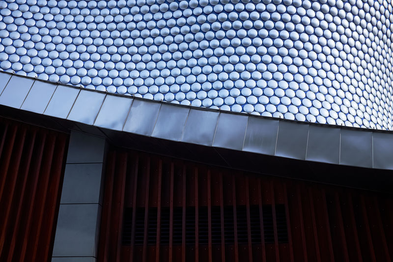 Selfridges Birmingham UK. My Best Photo Architecture_collection Art Selfridgesbirmingham Selfridges & Co Selfridges Roof Tile Sky City Nature Glass - Material Metal Roof Shape Design Outdoors Modern Day Window Low Angle View No People Pattern Building Building Exterior Built Structure Architecture British Culture
