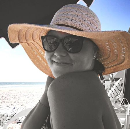 Sun on skin-salt in my hair-it is well with my soul. Hat Sea Sun Hat Close-up Beach Day One Person Wearing Sky Real People Portrait Outdoors Water Personal Perspective Fresh On Eyeem  This Week On Eyeem Eyeemphoto EyeEm Beach Life Fort Myers Beach Beachbabe Salty Air Sunkissed Selective Color Beauty In Nature