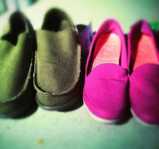 Crocs Daggyshoes Shoephotography