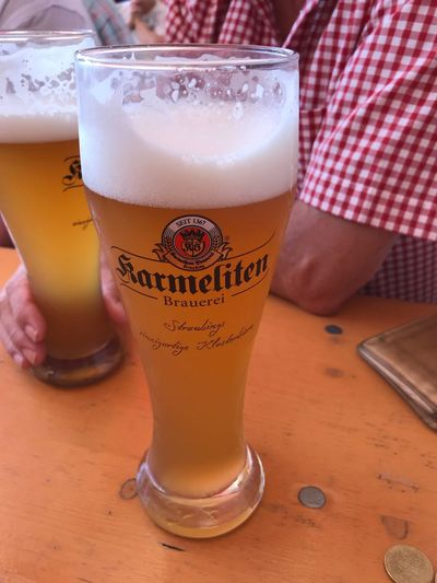 10.28. Party starts again Straubing Gäubodenfest Straubing Drink Food And Drink Refreshment Household Equipment Glass Beer Glass Table