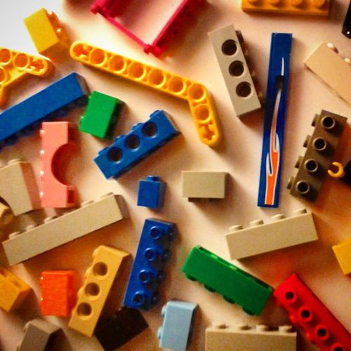 LEGO Color Toy