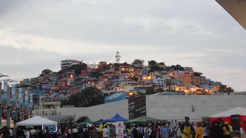 Barrio Las Peñas Guayaquil - Ecuador fotografia: Carlos Andrés Segarra Crespo