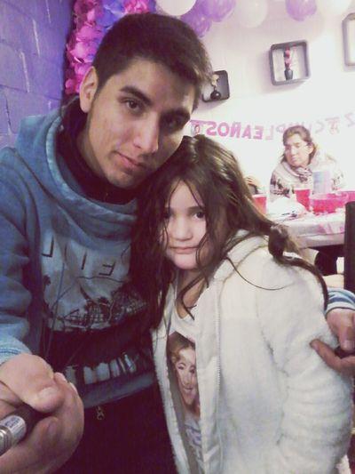 Con mi prima chica :) Santiago De Chile Like Lo Prado Chile Likeforlike Eyeemlike  Like4like Followforfollow Eyeemchile