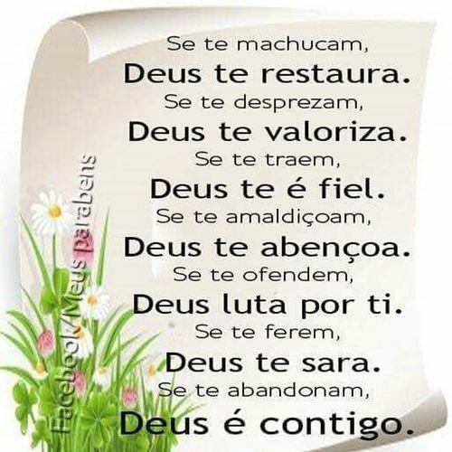 Deus te abencoa