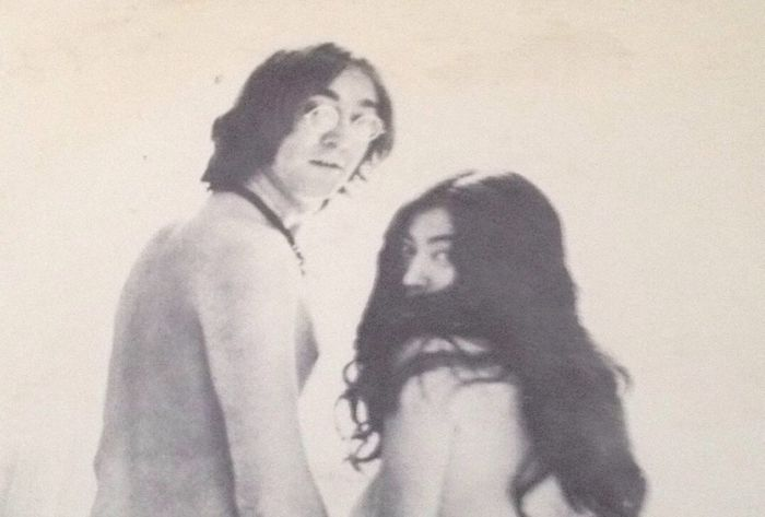 yoko and john John Lennon And Yoko Ono