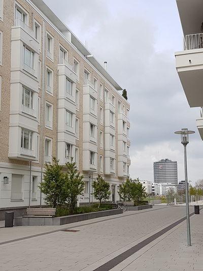 Belsenplatz Düsseldorf Architecture