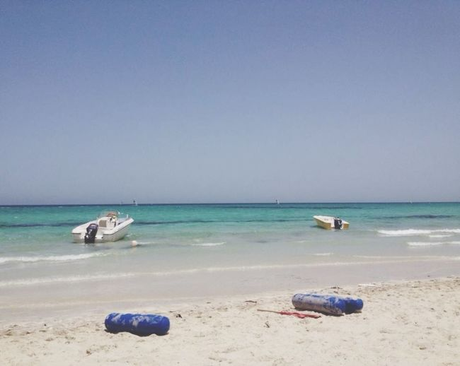 Holiday Summer Djerba  Paysage ... Taking Photos Plage