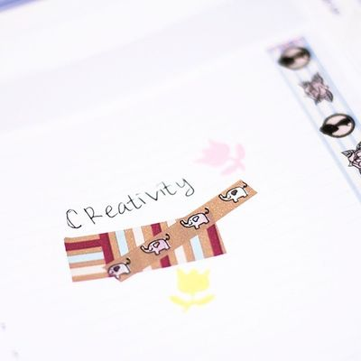 Photoproject365 Clovewebstudio June2015 Day 5 of 365 - Handwriting and Washi Tape