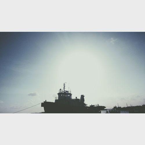 SORE Shilouette Tanjungbenoa Kapal