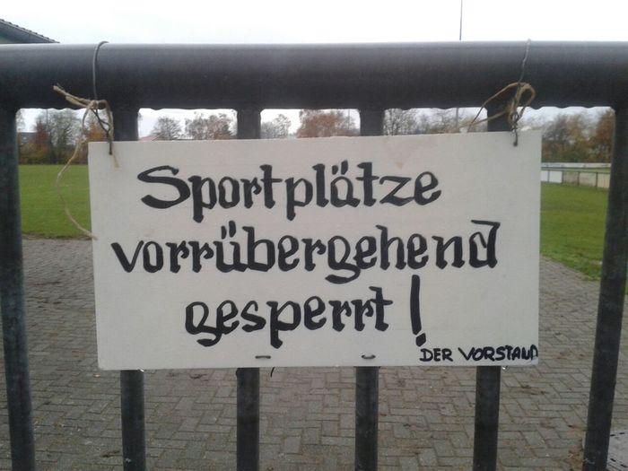 Sportplatz des Sv Erika/Altenberge in Haren_Ems