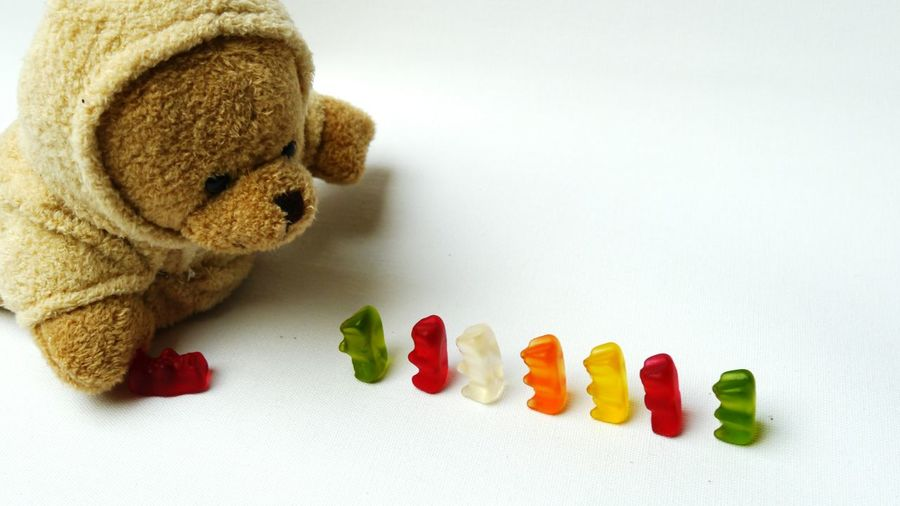 Sweet bears Food Foodporn EyeEm Gallery Sweets Bear Meeting Friends Teddybear Teddy Bear Check This Out Gummybears Hold The Line Fine Art Colorful Color Up Fine Art Photography Beautifully Organized