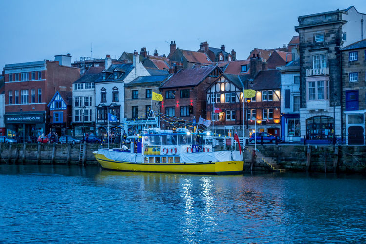 Whitby Whitby Harbour Whitby View Whitby North Yorkshire North Yorkshire North Yorkshire Coast Seaside Seaside Town Coastal Row House Passenger Craft Sky Nautical Vessel Water House Ship Boating Waterfront Building Exterior Building Outdoors No People Mode Of Transportation Transportation Day