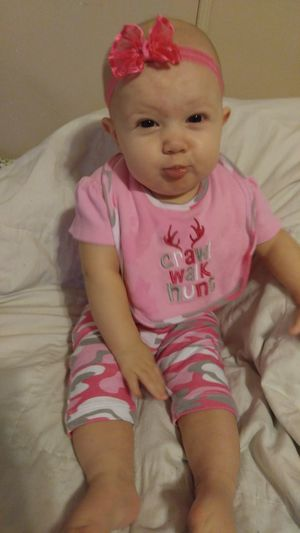 Haha, she looks like her daddy here 🎀🎀 Carmenjayde Check This Out Today's Hot Look Popular Photos Babylove MommysGirl Likes Taking Photos Looking At Camera Babygirl Perfect