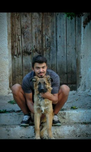 That's Me & Dog