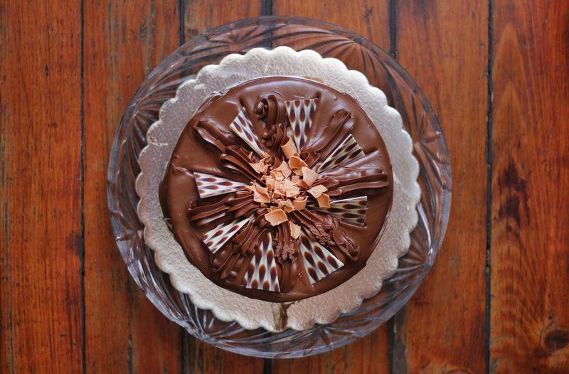 Round chocolate