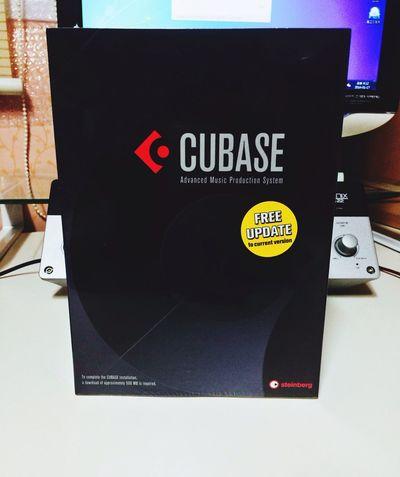 큐베7 구입 :) Cubase