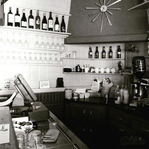 Bon dia!! Cafeambllet Coffee Bar Goodmornig Eyem Best Shots Monochrome Bondia Esmorzar Photooftheday Blackandwhite