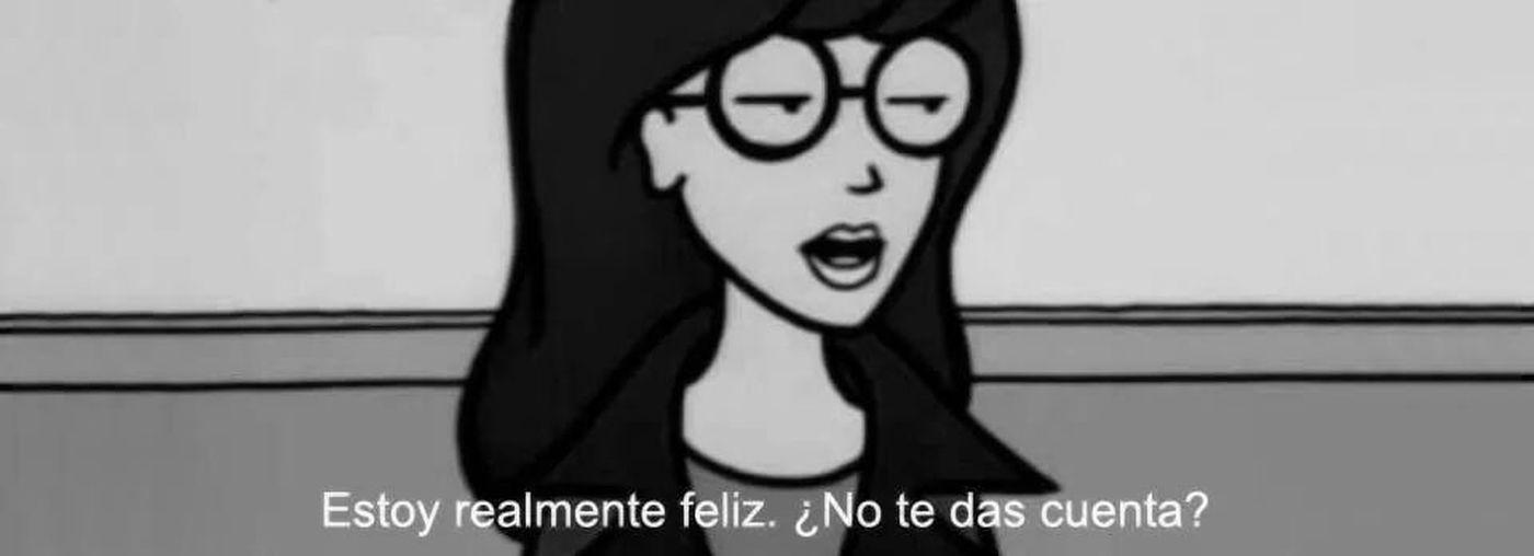 Daria Happy Sad Realidad