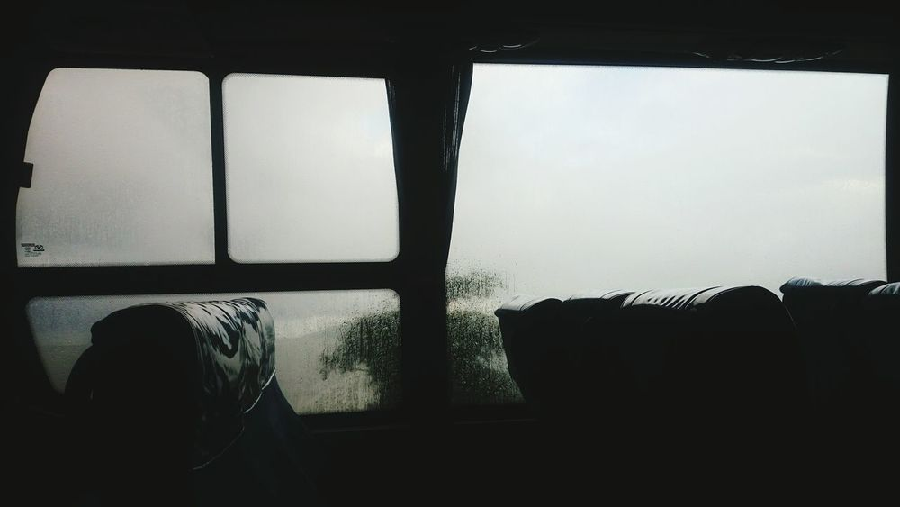 Lonliness is strength. Bus The View From My Window Window Window View Bus View Rain Rainy Day Lonely