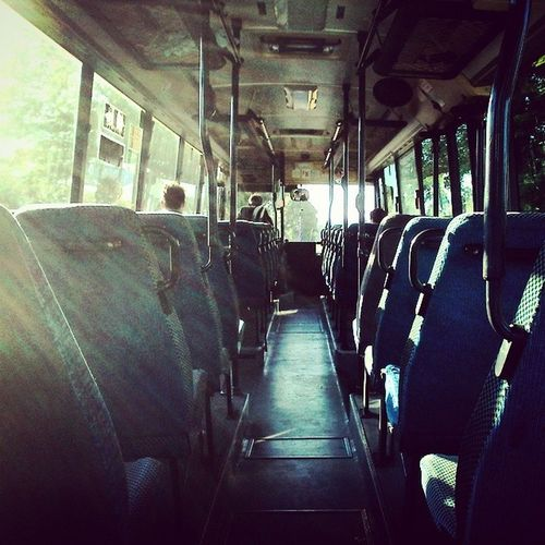 Autobusem Jade Sobie Wakacje :(